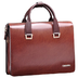 teemzone genuine leather business laptop case
